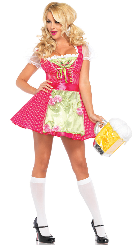 85219 - Leg Avenue BEER GARDEN GRETEL Pink Octoberfest Adu  sc 1 st  ifavor123.com Wedding Baby Shower Quince First Communion Party ... & ifavor123.com: Wedding Baby Shower Quince First Communion Party ...
